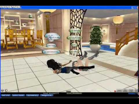 Imvu Girl Fight,