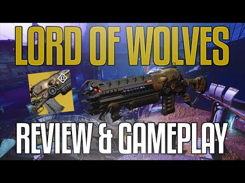 Destiny: Lord of Wolves Gameplay & Review!!