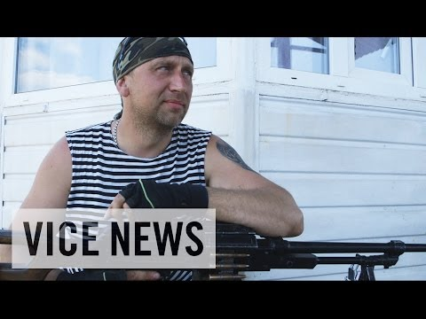 Surrounded by War In Sloviansk: Russian Roulette (Dispatch 48)