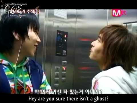 Super Junior Mystery 6 Ep 2 [Cursed Diary] (ENG)
