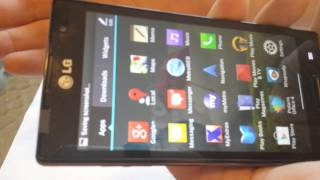 Lg Optimus L9 Screen Shot Metro Pcs