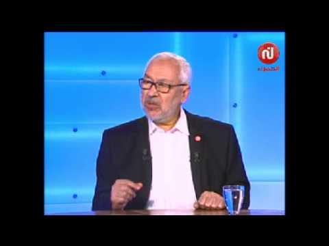 راشد الغنوشي : لم يعجبني موقف حمّادي الجبالي بخصوص الإستقالة من الأمانة العامّة لحركة النهضة