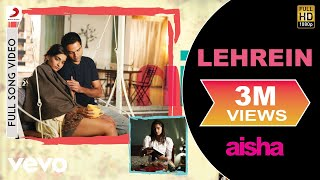 Aisha - Lehrein Full Song Video