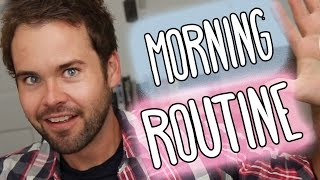 If Guys Made YouTube Videos Like Girls: Morning Routine