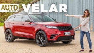 Range Rover Velar: o que tem de mais legal e o que não é tão bom assim?