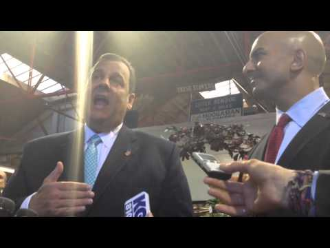 Chris Christie offers Neel Kashkari hope, but no dancing