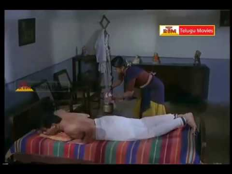 Kamal Hassan & Radhika Lovely Scene - In  Ma Inti Krishnudu Telugu Movie