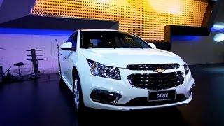 Novo Chevrolet Cruze 2015 Face Lift