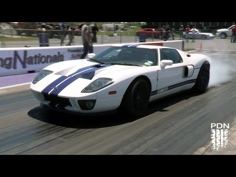 Mullet's 9 Second - 1100hp Ford GT