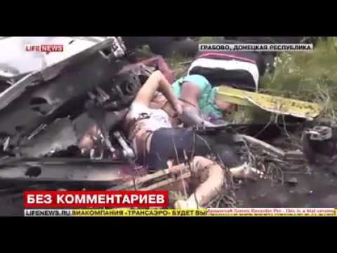 [UPDATE] Malaysia Airline MH17 jet crashes in east Ukraine conflict zone 18 July 2014 MH17 Hot News