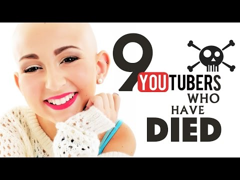 9 Dead YouTubers That Will Be Missed