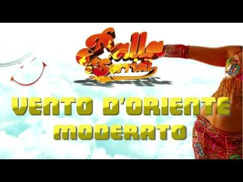 VENTO D'ORIENTE - MODERATO CUMBIA ORIENTALE - BALLA E SORRIDI Vol.1 - Balli di gruppo 2011