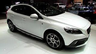 2014 Volvo V40 Cross Country Ocean Race Edition-Exterior