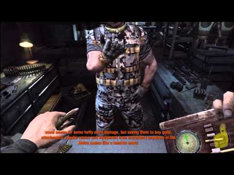 Metro Last Light: First Look – HTG