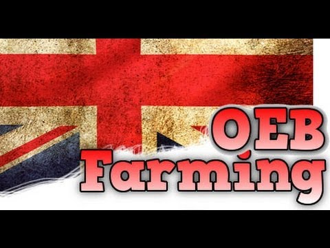 Farming Simulator 2013 OEB lets play Oldbrook v2 - E4 Silage Machine