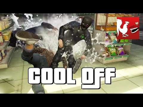 Things to do in GTA V - Cool Off