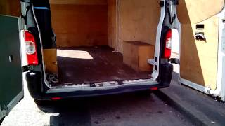 Franks Van for sale Vauxhall Movano dti 3500 gross - LWB - 2004   (54 reg)   GREY