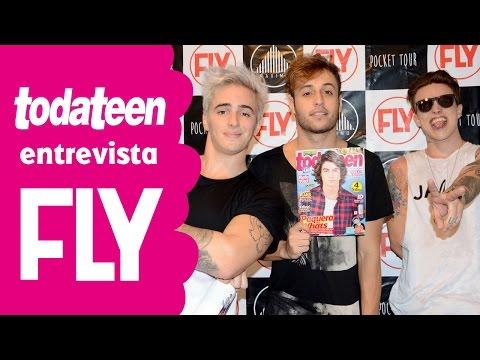 Entrevista: FLY responde perguntas de fãs!