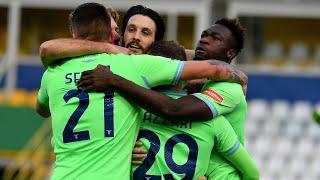 Serie A TIM   Highlights Parma-Lazio 0-2