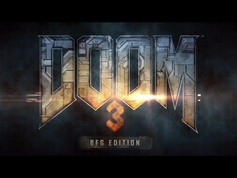 Анонсирована DOOM 3 BFG Edition для консолей и ПК
