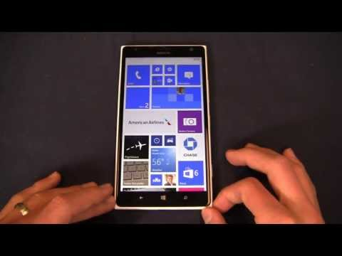 Nokia Lumia 1520 Review Part 2