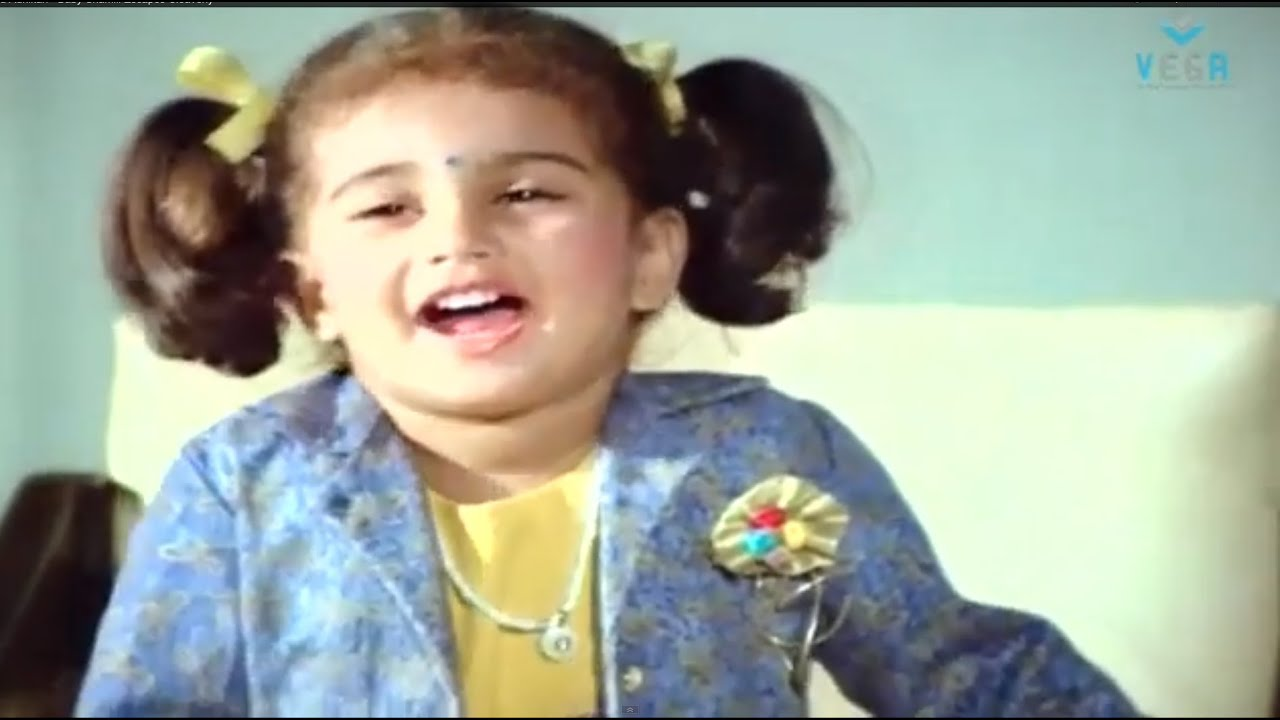 Baby Shamili Childhood Photos Anjali Movie Baby Shamili Es...