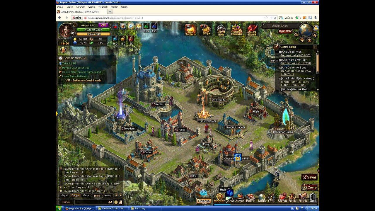 legend online El kahhar