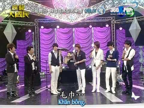 [Vietsub]CNBlue-Super King Full{BOICE Team}