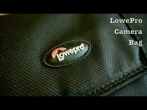 Lowepro Camera Bag Edit 140 For DSLR & Video Cameras to Lenses / Photography Gear w/ Sling Strap