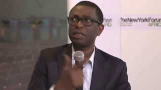 New York Forum Africa | Interview with Youssou NDour