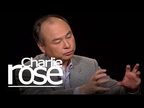 Masayoshi Son, CEO of SoftBank Corporation on buying T-Mobile