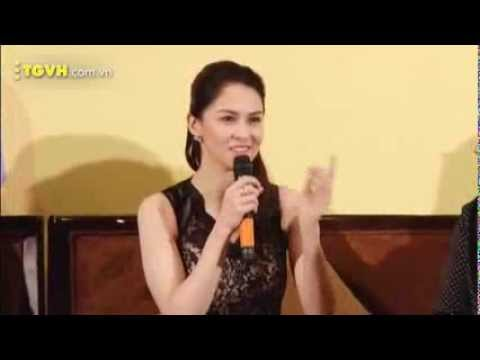 Marian Rivera's Presscon in Vietnam