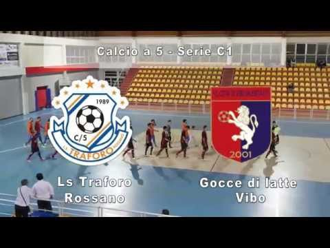Serie C1, L.S. Traforo - G.L. Vibo 2-3 (21/11/15)