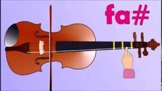 Aprende a tocar violín