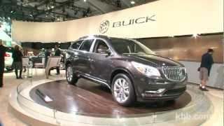 Road Review Buick Enclave videos