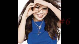 10 Mejores Canciones De Miranda Cosgrove