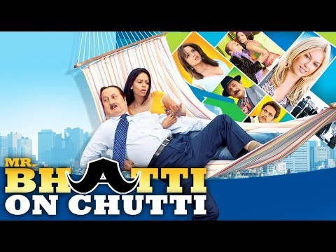 Mr. Bhatti on Chutti