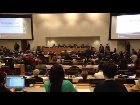 World Press Freedom Day Event @UN