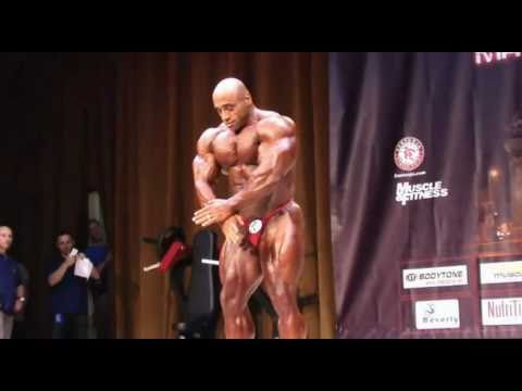Mr Europe 2010 - IFBB en Madrid