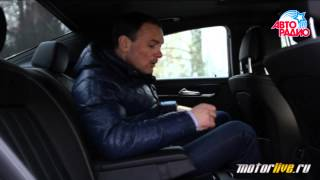 Тест-драйв Mersedes Benz CLS 500