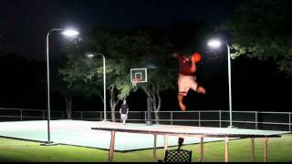 Epic Trick Shot Battle Dude Perfect