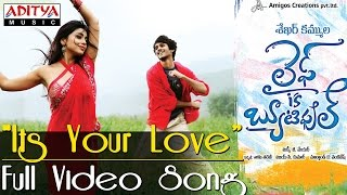 Its-your-love-video-song