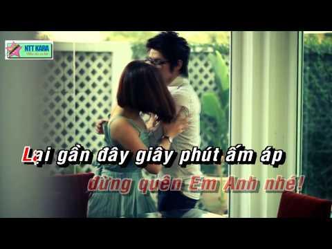 [Karaoke] I LOVE YOU (Em Yêu Anh) - Miu Lê (full beat)