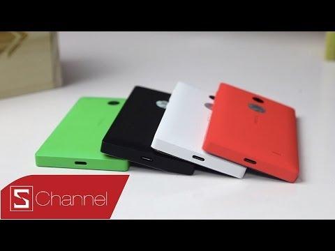 Schannel - Đánh giá chi tiết Nokia X - CellphoneS