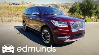 2018 Lincoln Navigator Review | Test Drive | Edmunds