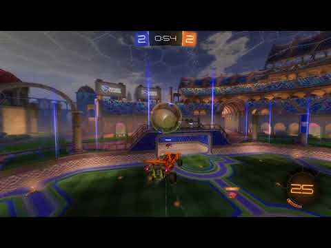 Rocket league - Funny moments, fails, double touches, skills: Best of Nitropear