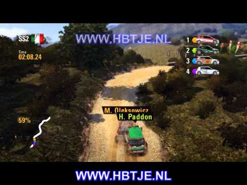WRC Powerslide career part 11 (easy)