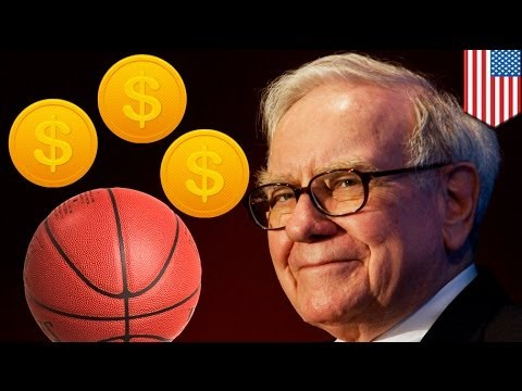 Warren Buffett offers $1 billion for perfect 2014 March Madness bracket