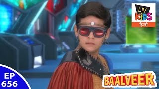 Baal Veer - बालवीर - Episode 656 - Baalveer Fights The Aliens