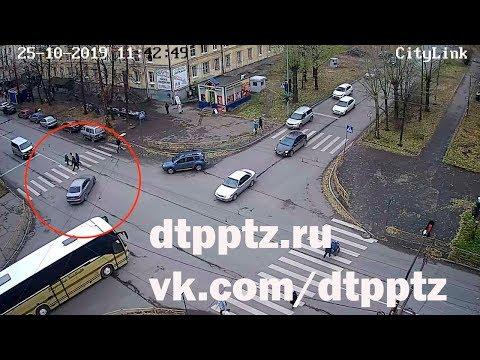 На Первомайском проспекте сбили пешехода